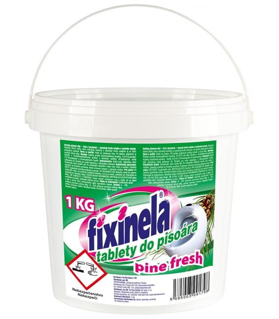 FIXINELA tablety do pisoáru Pine Fresh 1000g