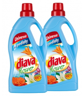 DIAVA flower 750ml + DIAVA flower 750ml gratis