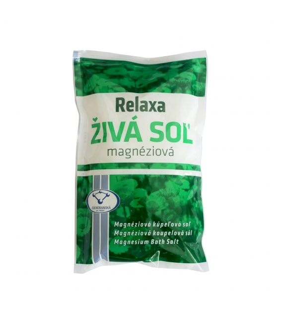 Magnéziová živá sůl 1kg