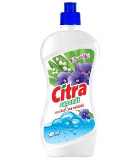 CITRA saponát Lily violet 500ml
