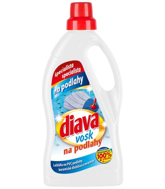 DIAVA vosk na podlahy 750 ml
