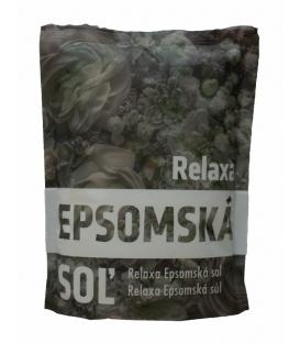 RELAXA Epsomská sůl 0,5kg
