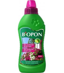 BOPON tekuté hnojivo na balkónové rostliny 500ml