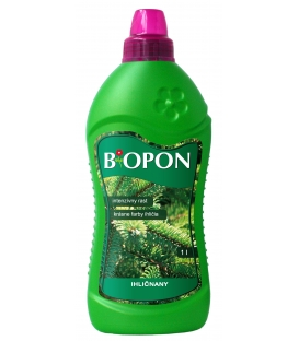 BOPON tekuté hnojivo na jehličnany 1L