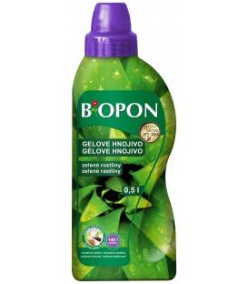 BOPON gelové hnojivo na zelené rostliny 500ml