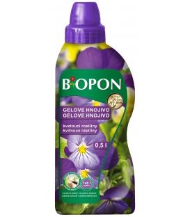 BOPON gelové hnojivo na kvetoucí rostliny 500ml