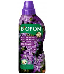 BOPON gelové hnojivo na pokojové rostliny 500ml