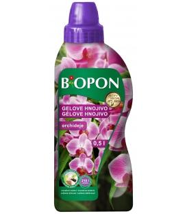 BOPON gelové  hnojivo na orchideje 500ml