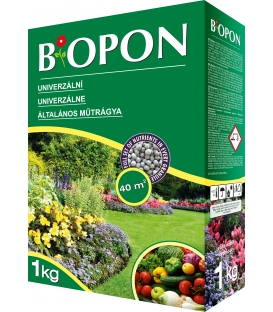 BOPON granulované hnojivo univerzální 1kg