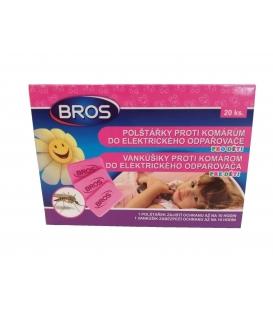 BROS- náhradní polštářky do elektrického odpařovače pro děti