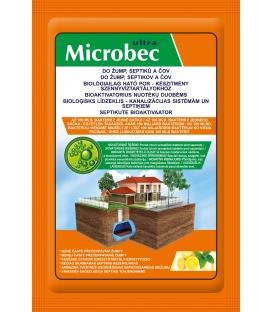 BROS- Microbec do žump, septiků a ČOV 18ks x 25 g