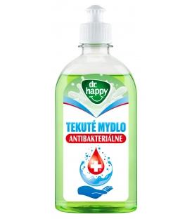 dr.happy tekuté mýdlo antibakterální  370ml